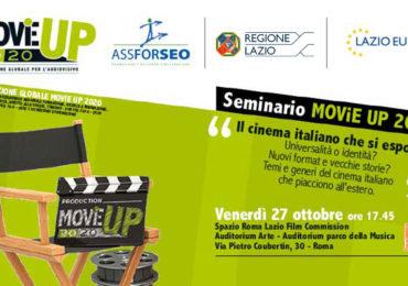 """""""Il cinema italiano che si esporta"""" – Seminario informativo"""