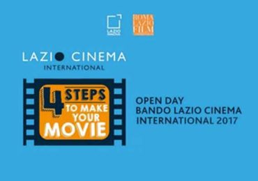 Open Day Lazio Cinema International
