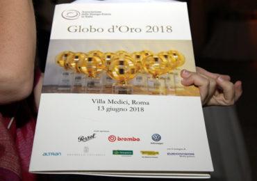 Consegnati i Globi d'Oro dalla Stampa Estera al cinema italiano