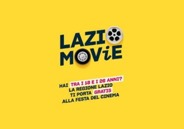 LAZIO MOVIE: I RAGAZZI VANNO GRATIS ALLA FESTA DEL CINEMA