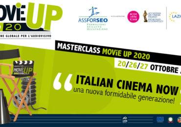 Masterclass MOViE UP 2020 – Incontri speciali Italian Cinema Now