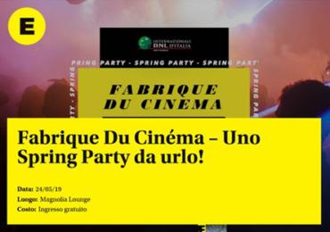 Torna Fabrique du Cinéma