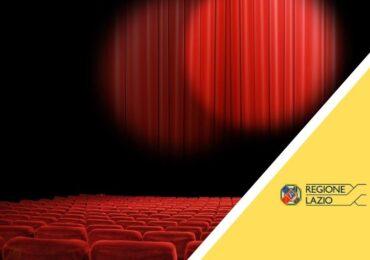 Avviso pubblico a sostegno dei Teatri della Regione Lazio